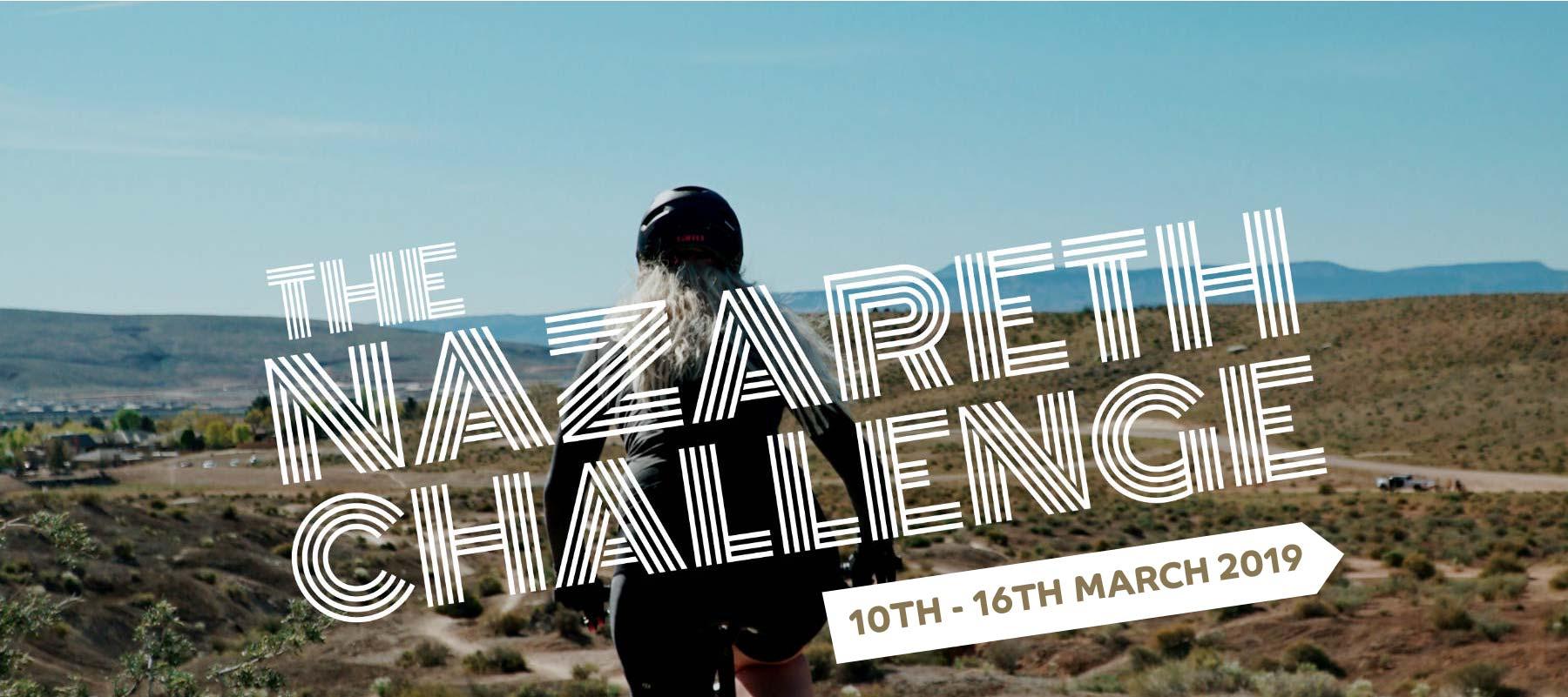 Nazareth Challenge Update