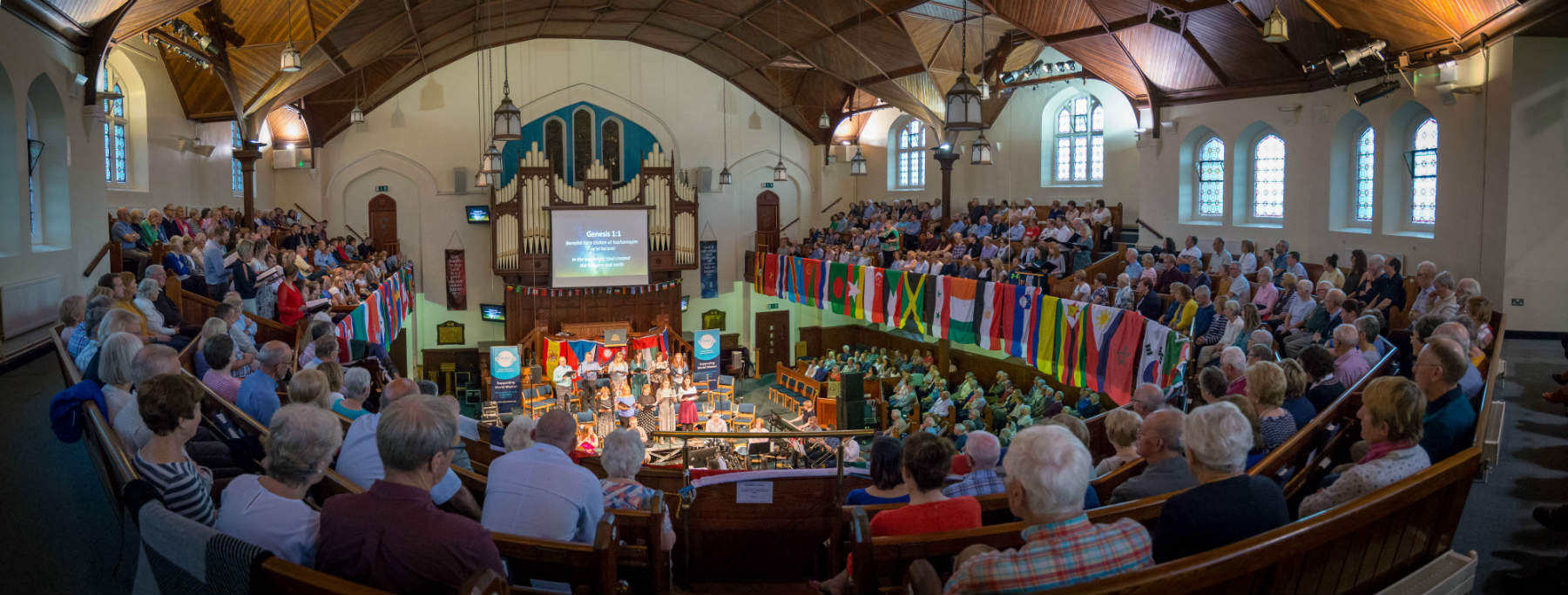 Our week at the Bangor Worldwide Missionary Convention