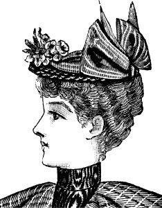 A Scottish lady