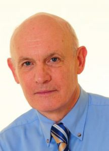 Dr Morgan Jamieson MBE, Chairman